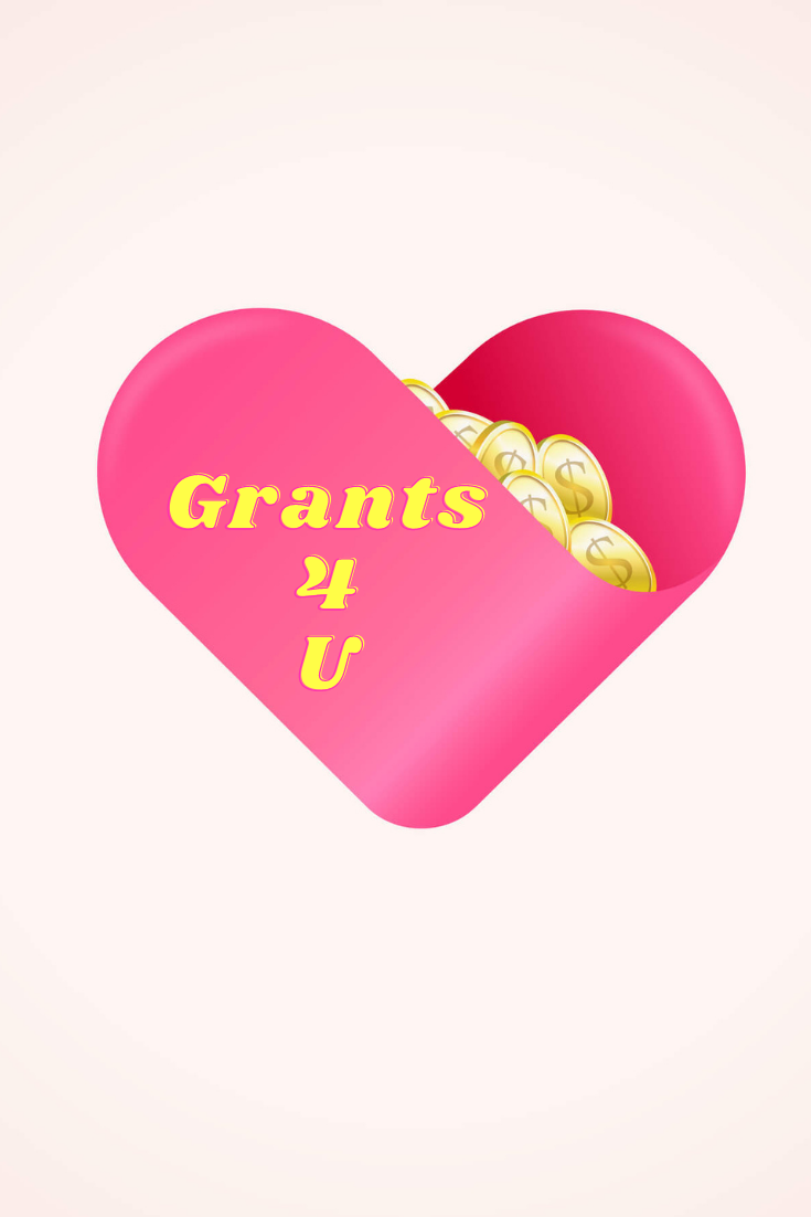 Grants candy heart
