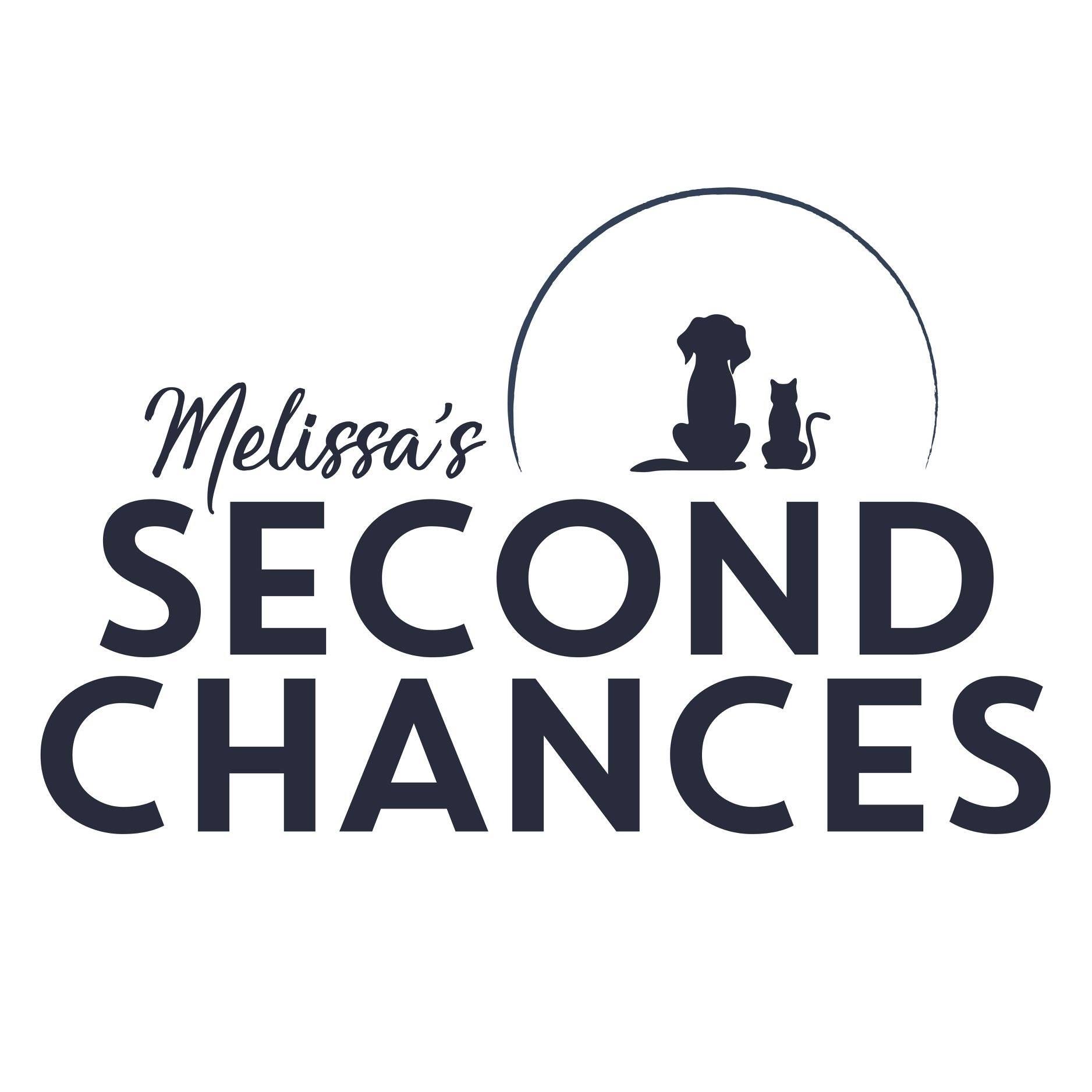 Melissa's Second Chances logo